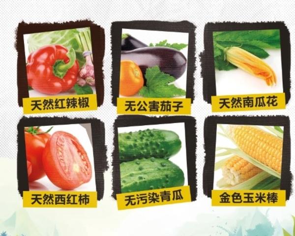 生鲜蔬菜配送