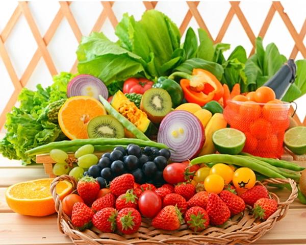 蔬菜配送流程